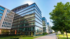 Header - Office Building